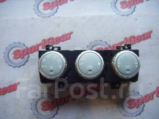 Блок управления климат-контролем. Subaru Forester, SG5 Двигатели: EJ205, EJ203