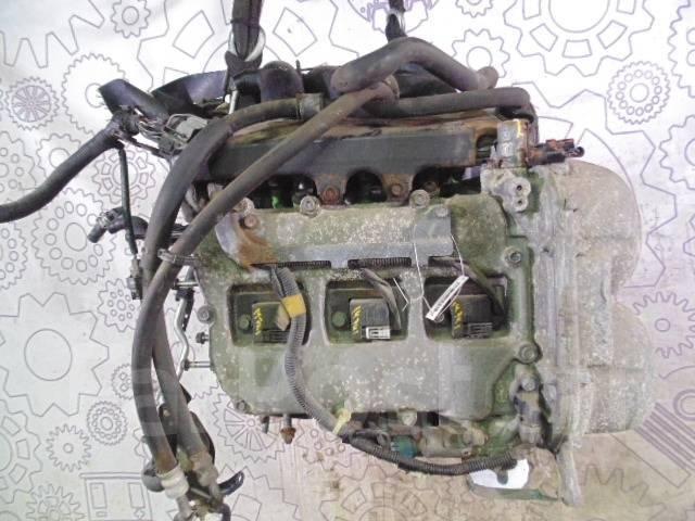 Контрактный (б у) двигатель Субару Трибека 2008 г EZ36D 3,6 л бензин