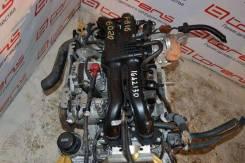 Двигатель в сборе. Subaru Impreza Двигатель FB16