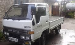 Toyota Dyna. Продам грузовик Тойота-Дюна, 2 400 куб. см., 1 250 кг.