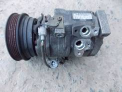 Компрессор кондиционера. Toyota Gaia, SXM10G, SXM10 Двигатель 3SFE