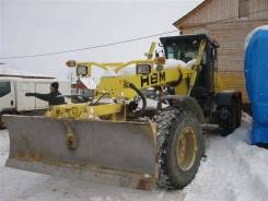HBM-Nobas. Грейдер BG 190 TA-4, 1 500куб. см.