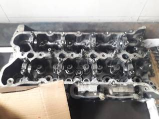 Головка блока цилиндров. Toyota Land Cruiser, VDJ79, VDJ78, VDJ200, VDJ76 Двигатель 1VDFTV
