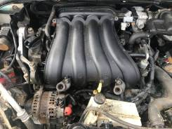 Двигатель в сборе. Nissan Tiida