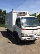 Toyota Dyna. Продаётся грузовой рефрижератор, 4 600 куб. см., 2 500 кг.