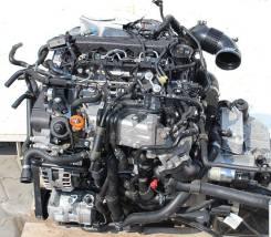 Двигатель CKFC на VW новый