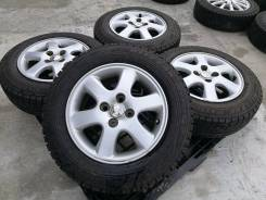 Toyota. 6.0x14, 4x100.00, ET45