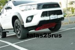 Защита. Toyota Hilux Toyota Hilux Pick Up