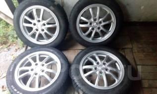 Комплект колес 205/55 R16 зима. 6.5x16 5x114.30 ET53 ЦО 72,0мм.