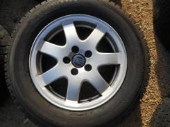 Volvo. 6.5x16, 5x108.00, ET43