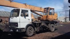 МАЗ Ивановец. 1992, 11 150 куб. см., 14 000 кг., 14 м.