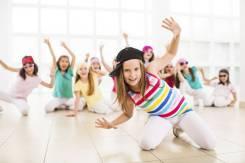 Современная хореография для подростков