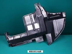 Защита двигателя. Mitsubishi Airtrek, CU5W, CU4W Mitsubishi Outlander, CU5W, CU2W