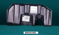 Защита двигателя. Mitsubishi Outlander, CW6W, CW5W