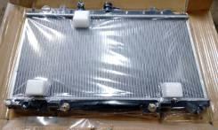 Радиатор охлаждения двигателя. Nissan: Wingroad, Bluebird Sylphy, AD, Pulsar, Sunny, Almera Двигатели: QG13DE, QG15DE, QG18DE, QR20DD, QG16DE, QG18DD...
