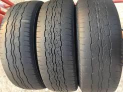 Bridgestone Dueler H/T D687. Всесезонные, 2011 год, износ: 50%, 3 шт