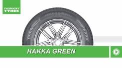 Nokian Hakka Green. Летние, 2017 год, без износа, 4 шт