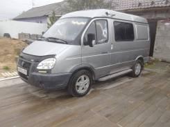 ГАЗ Соболь. 2752, 2012, 2 300 куб. см., 7 мест