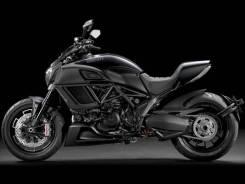 Ducati Diavel. 1 198 куб. см., исправен, птс, без пробега