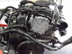 Двигатель cfgb на Skoda