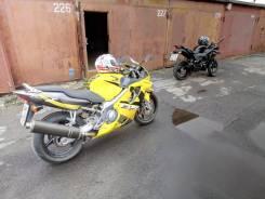 Honda CBR 600F4i. 600 куб. см., исправен, птс, с пробегом. Под заказ