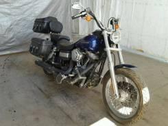 Harley-Davidson Dyna Street Bob FXDBI. 1 600 куб. см., исправен, птс, без пробега