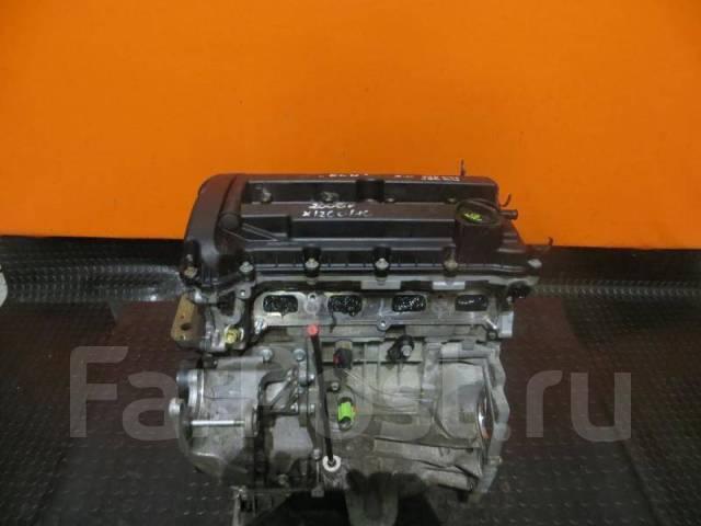 Двигатель 2.0B ECN на Dodge без навесного