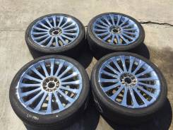 "235/40 R19 Pirelli P Zero Nero литые диски 5х5 (L15-1902). 8.0x19"" 5x100.00, 5x114.30 ET35"