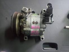 Компрессор кондиционера. Nissan Laurel, HC35 Двигатель RB25DE