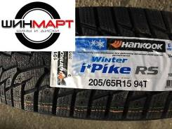 Hankook Winter i*Pike RS W419. Зимние, без шипов, 2017 год, без износа, 4 шт