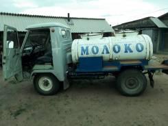 УАЗ 3303 Головастик. Продается УАЗ-3303 Молоковоз, 2 445 куб. см., 2 670 кг.