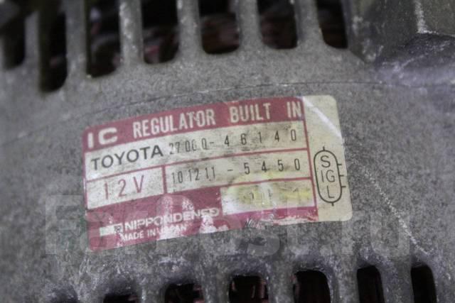 Генератор. Toyota: Chaser, Verossa, Crown Majesta, Crown, Altezza, Cresta, Brevis, Mark II Wagon Blit, Aristo, Progres, Mark II, Soarer Двигатели: 1JZ...