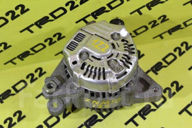 Генератор. Toyota: Allion, Premio, Corolla Fielder, Corolla, Corolla Runx, Caldina, Allex Двигатели: 1ZZFE, 3ZZFE