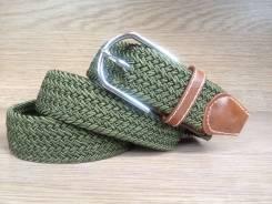 Ремни плетеные.