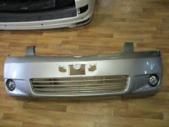Бампер. Toyota Corolla Spacio, ZZE122, ZZE122N