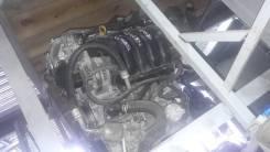 Двигатель в сборе. Toyota Noah, ZRR70G Двигатель 3ZRFE