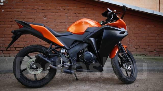 ABM X-moto GX250. 250 куб. см., исправен, птс, с пробегом