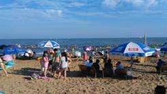 Бэйдайхэ. Пляжный отдых. Бейдайхе