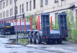 Чмзап 99064. Трал г/п 36 т. (односкатная ошиновка ), 36 000 кг. Под заказ