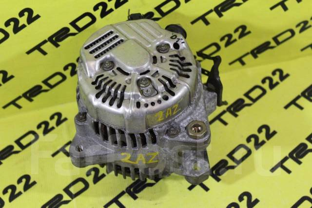 Генератор. Toyota Ipsum, ACM21, ACM21W, ACM26, ACM26W Toyota Voxy, AZR60, AZR60G, AZR65, AZR65G Toyota Noah, AZR60, AZR60G, AZR65, AZR65G Двигатели: 2...