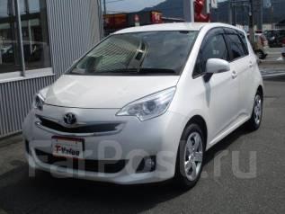 Toyota Ractis. автомат, передний, 1.5, бензин, 21 600 тыс. км, б/п. Под заказ