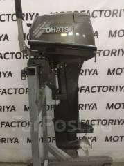 Tohatsu. 9,90л.с., 2-тактный, бензиновый, нога L (508 мм), Год: 2002 год