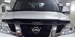 Дефлектор капота. Nissan Safari Nissan Patrol, Y61
