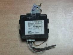 Блок управления сигнализацией, Toyota 08192-48810, Lexus RX300, MCU15, 1MZ-FE.