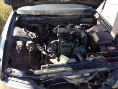 Двигатель в сборе. Toyota Mark II, JZX90, GX70G, GX60, GX71, GX105, GX70, GX81, GX115, JZX90E, GX61, GX100, GX110, GX90 Двигатель 1GFE
