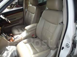 Интерьер. Toyota Mark II, JZX110