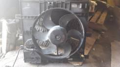 Вентилятор радиатора кондиционера. Mercedes-Benz Vito