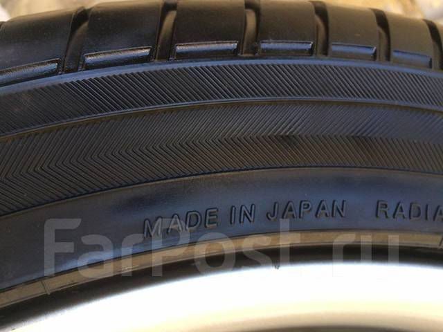 Yokohama Avs dB decibel E70. Летние, 2015 год, износ: 10%, 4 шт