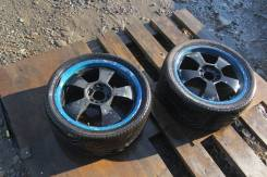 2Crave Wheels. 8.0x18, 5x114.30, ET38