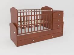 Кровать детская трансформер СКВ-9